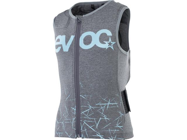 EVOC Protector Vest Kids, carbon grey